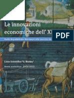 Le Innovazioni Economiche Dell'XI Secolo
