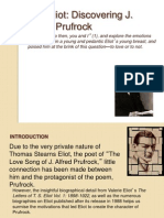 Prufrock Presentation