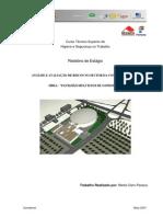 Análise de Riscos na Construção Civil-Estágio SHST