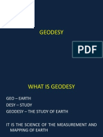 GEODESY tutorial