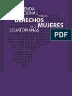 Agenda Nacional Por Los Derechos de Las Mujeres Ecuatorianas