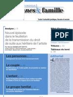 sommaire RJPF nov. 2012