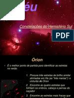 As Constelações