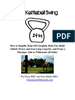 Kettlebell Swing Report