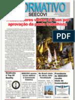 Informativo SEECOVI - SETEMBRO 2011