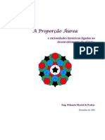 A Proporção Áurea - Eng. Fidencio Maciel de Freitas