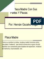 La Placa Madre Con Sus Partes y Piezas 1210715013131927 8