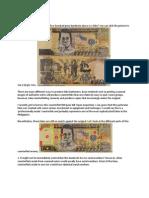 Detect Fake 500 Peso Bills