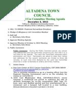Atc Land Use Committee Agenda 12-4-2012 (1)