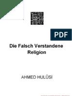 Die Falsch Verstandene Religion