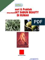 eBook Sabun kecantikan alami