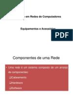 Aula6 - 28052012 - Tecnologias de Redes - Equipamentos e Acessorios