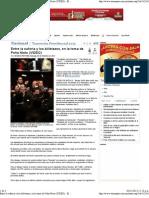 02-12-12 Entre la euforia y los billetazos, en la toma de Peña Nieto (VIDEO) - El Mañana - Nacional
