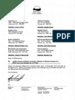 LT Counsel Enc Aff #5 Butler - Nov 27-2012