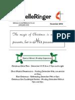 December 2012 Belle Ringer