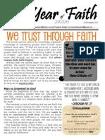 Year of Faith Companion 2012-12-23