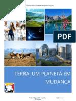 Terra - Um Planeta em Mudança