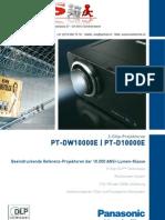 DLP Projektor 1.400 x 1.050 / 1.920 x 1.080 Pixel