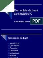 Elemente de baza C++