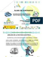 Analisis Facturas y Contratos