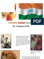 Female Indian Artists