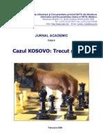 Kosovo Jurnalul Academic