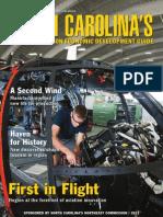 North Carolina's Northeast Region Economic Development Guide 2013