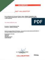 Manual Halliburton