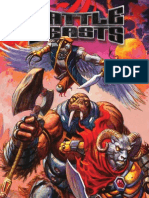 Battle Beasts Vol. 1 Preview