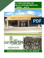 Pcdd San Martin 2008 - 2015 (Documento Completo)