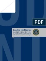 Leading Intelligence Integration