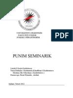 Punim Seminarik E Drejta Kushtetuese