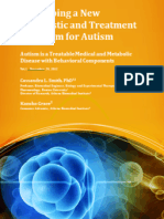 A Paradigm Shift in Diagnosing and Treating ASD patients