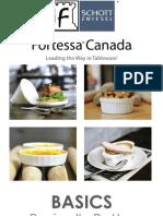 Basics Bifold Canada