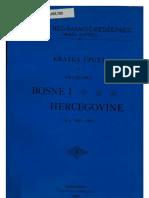 Kratka Uputa u Proslost Bosne i Hercegovine, Od 1463-1850 - Safvet Beg Basagic