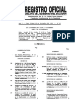 Ley Reformatoria a la Ley Orgánica de la Función Legislativa