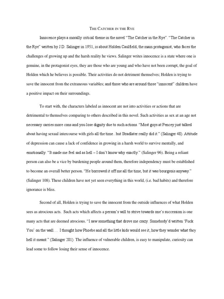 Book review essays