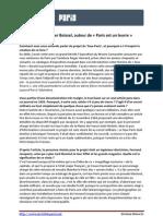 ParisEstUnLeurre Interview Avec XavierBoissel
