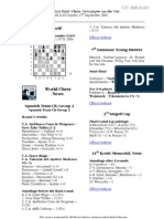 Chess Magazine Chess Toda