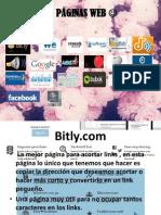 20 PÁGINAS WEB
