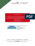 .Ecosocialismo del siglo xxi y modelo de desarrollo bolivariano.