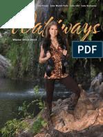 Waterways Magazine 2012 ISSUE 4