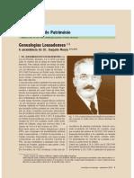 Genealogias Lousadenses (I). A ascendência do Dr. Joaquim Moura (1.ª parte)