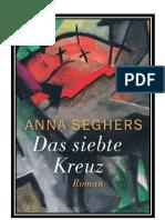 Anna Seghers Das Siebte Kreuz