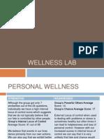 Wellness Lab