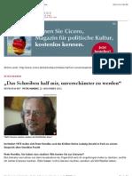 Peter Handke Im Interview _1975