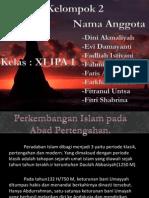 Perkembangan Islam Abad Pertengahan