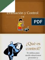 Evaluación y Control (1)