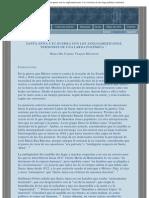 Vázquez Mantecón, María del Carmen, Santa Anna y su guerra con los angloamericanos. Las versiones de una larga polémica [artículo]