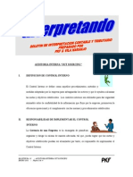 Auditoria Interna Out Sourcing